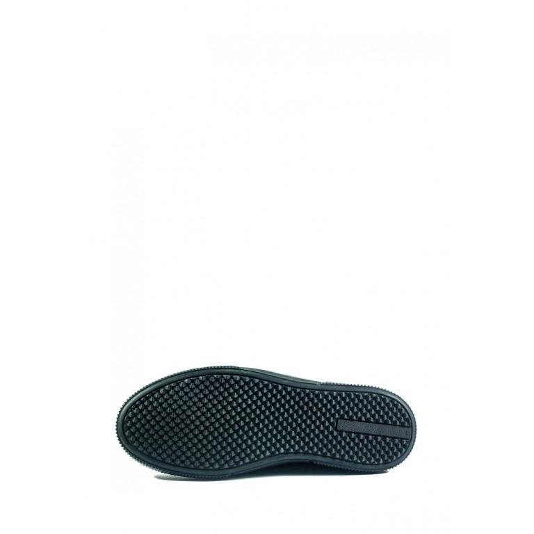 Кеды мужские MIDA 110956-16 черные