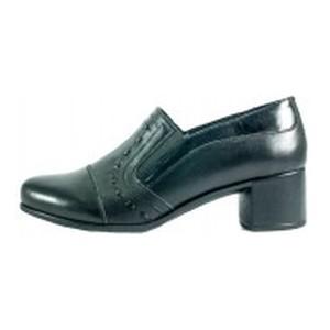 Туфли женские MIDA 210086-20 черные