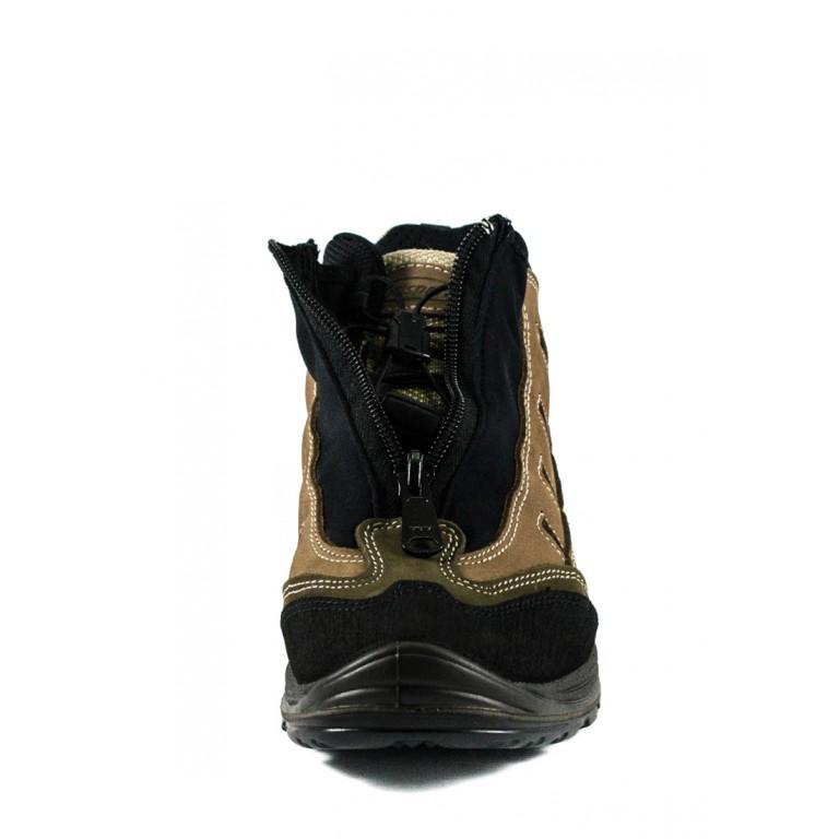 Ботинки зимние мужские Grisport 11389N2T-1 бежево-черные