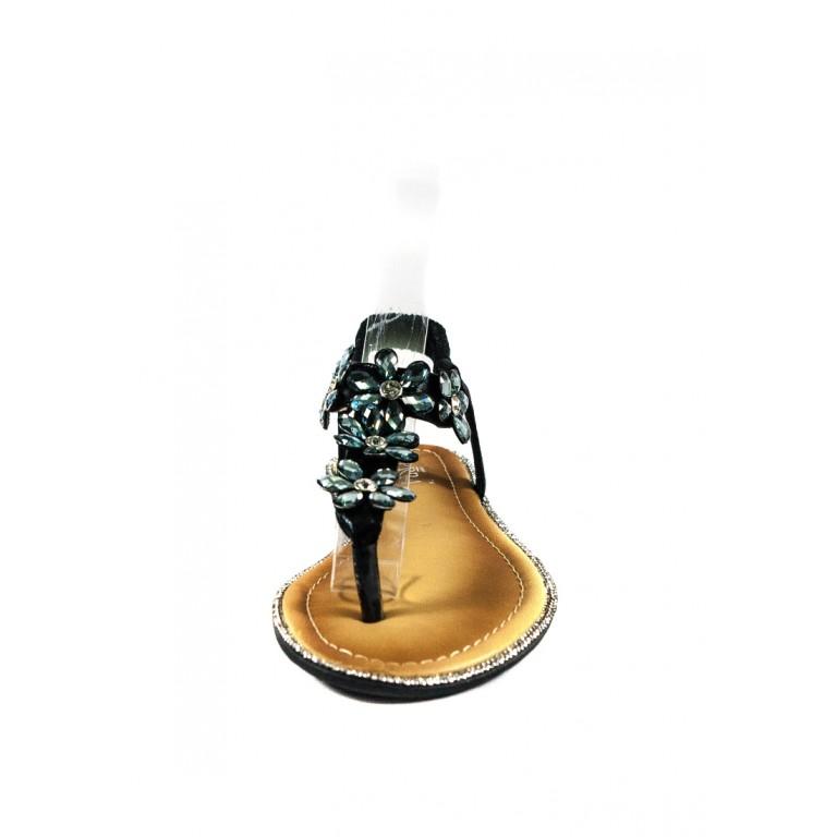 Сандалии женские Sopra СФ F8565-8 черные