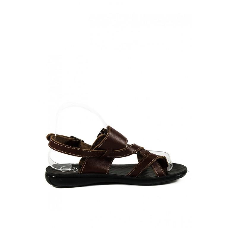 Сандалии женские TiBet 77 коричневые