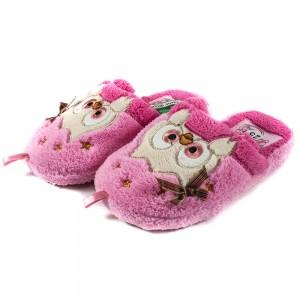 Тапочки комнатные детские Home Story 91851-AC розовые