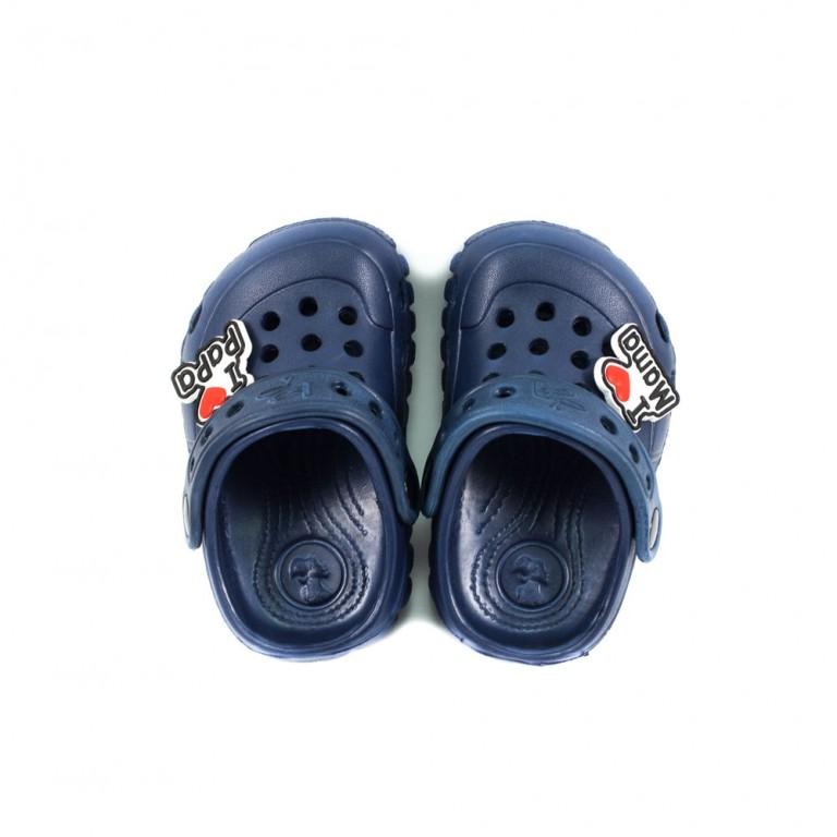 Сабо детские Jose Amorales 118001-2 темно-синие