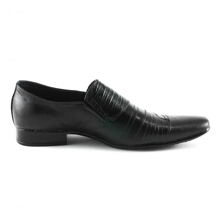 Туфли подростковые GSL GSL 107-1 черный
