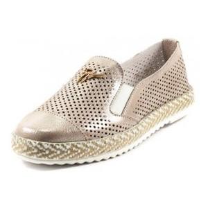 Туфли женские SND SDTM1867 светло-розовый