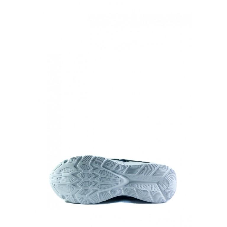 Кроссовки мужские MIDA 111449-28 черно-серые