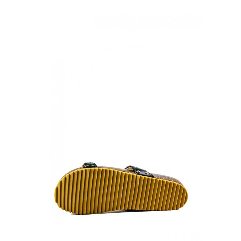 Шлепанцы женские Sopra СФ 8628-F2 черные
