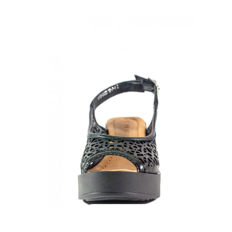 Босоножки женские Number 22 СФ L-1755-2438 L черные