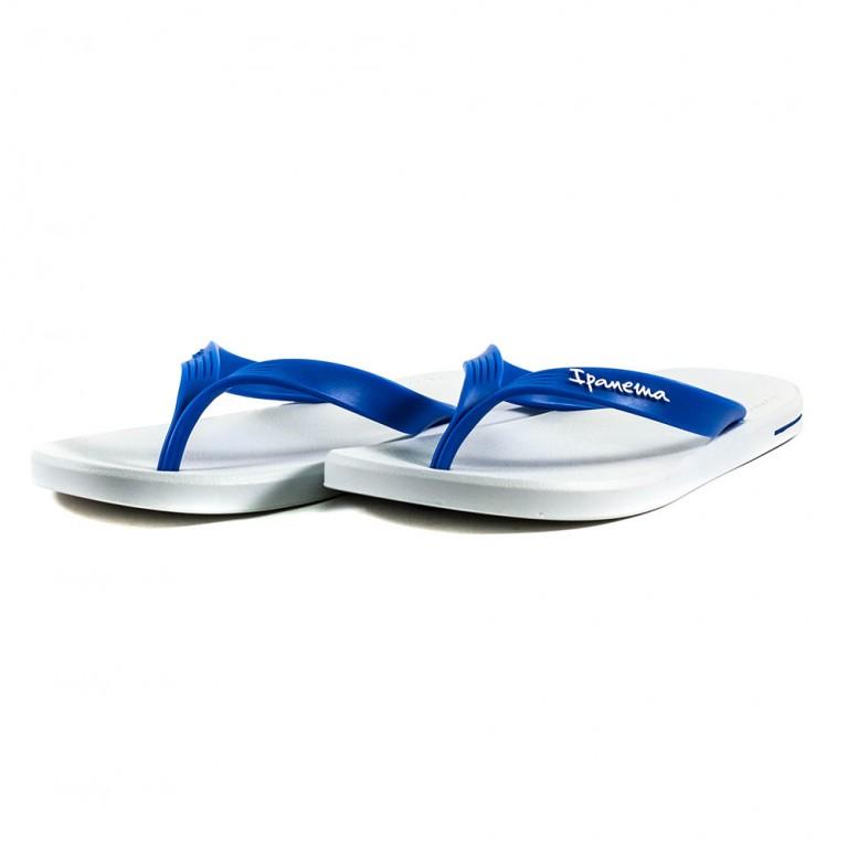 Шлепанцы мужские Ipanema 82199-20032 бело-синие