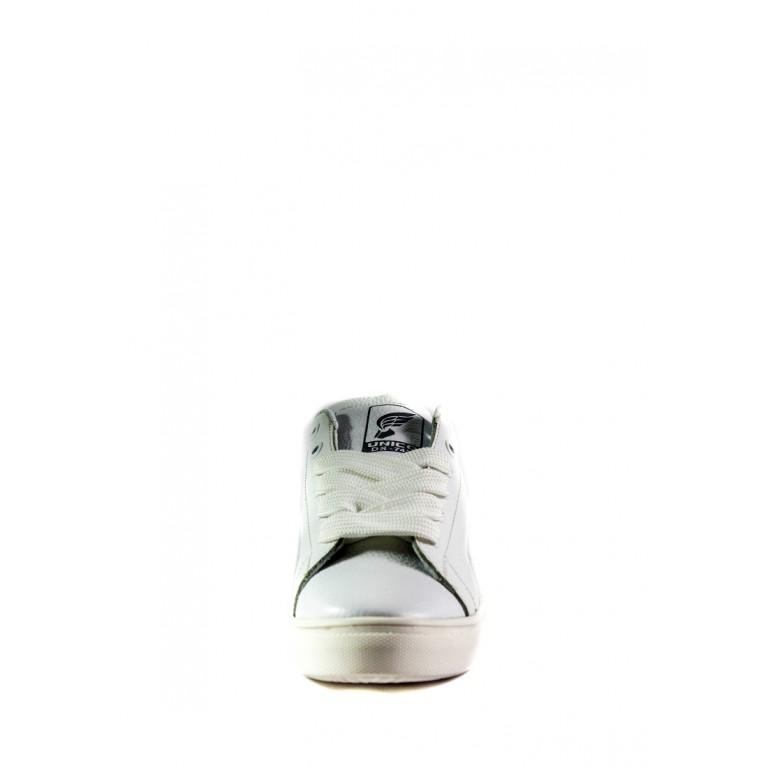 Кеды женские Unico UN01-2 белые