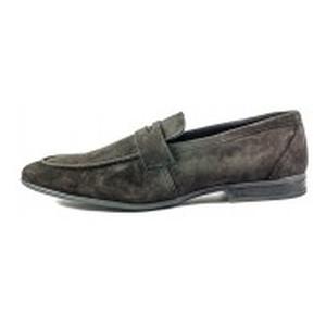 Туфли мужские MIDA 110591-612 коричневые