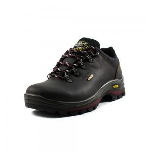 Ботинки демисезон мужские Grisport Gri12817 тёмно-коричневые
