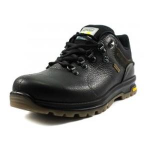 Ботинки зимние мужские Grisport Gri12907 черная кожа