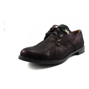 Туфлі жіночі Camelfo бордовий 12924