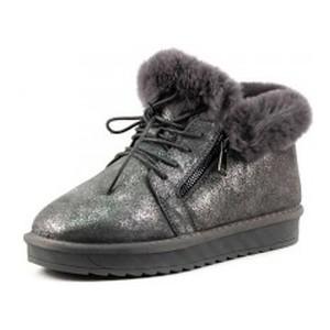 [:ru]Ботинки зимние женские Sopra L5518-1 серая замша[:uk]Черевики зимові жіночі Sopra сірий 13003[:]