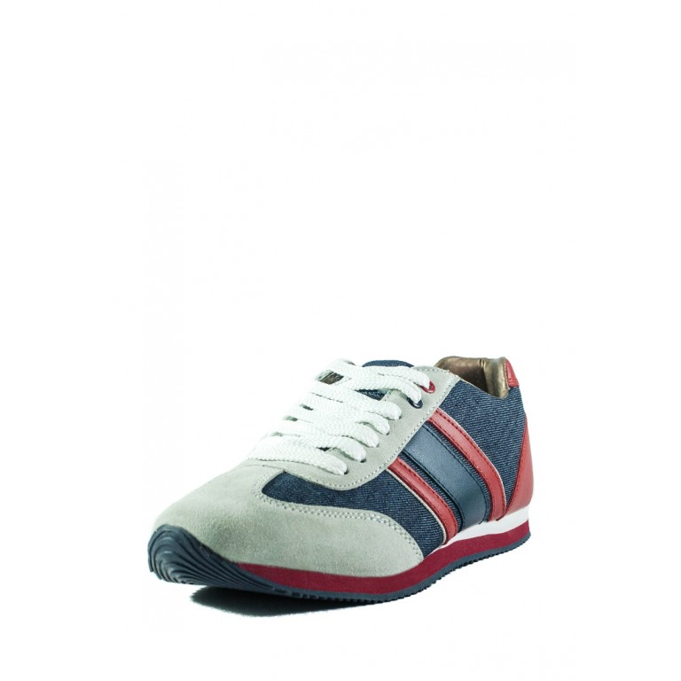 Кроссовки мужские Demax A2567-1 красные