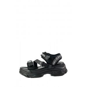 Сандалии женские LorisBottega WG-2089 чёрные
