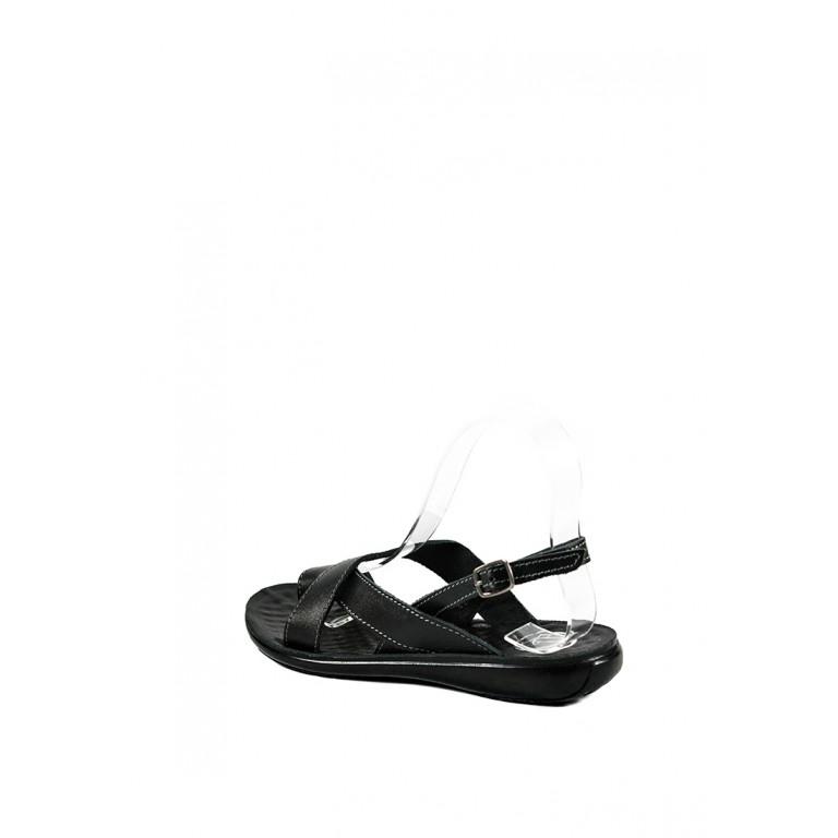 Босоножки женские TiBet 276-03-01 черные