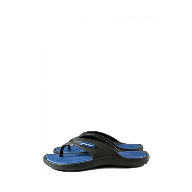 Вьетнамки мужские Rider 82818-20756 черно-синие
