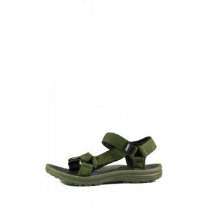 Сандали мужские SPOR7 MML19222-1 темно-зеленые