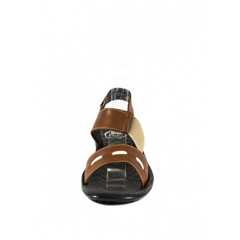 Сандалии женские TiBet 93 коричневые