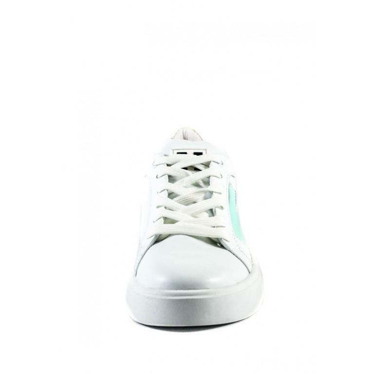 Кеды женские SND 12549-1-029-028 белые