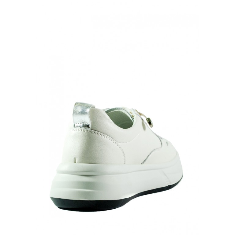 Кроссовки женские Lonza ZZ2075 белые