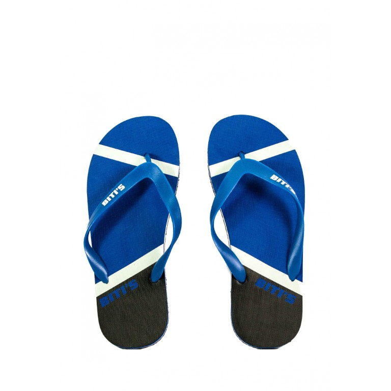 Вьетнамки мужские Bitis 20974-A черно-синие