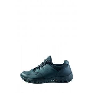 Ботинки демисезон мужские MIDA 111190-4 темно-синие