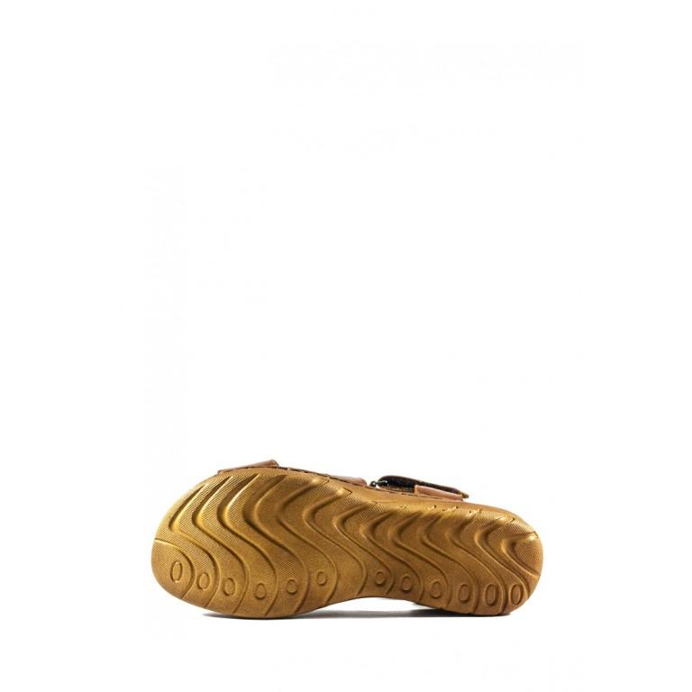 Босоножки женские летние Anna Lucci СФ 1045-11 коричневые