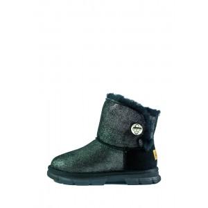 Угги женские Allshoes СФ 118-19308-2 черные