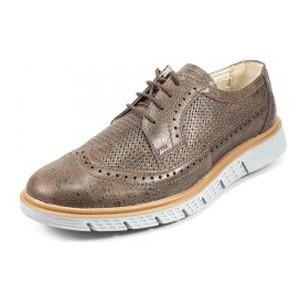 [:ru]Туфли мужские MIDA 13350-243 коричневая кожа[:uk]Туфлі чоловічі MIDA коричневий 09506[:]