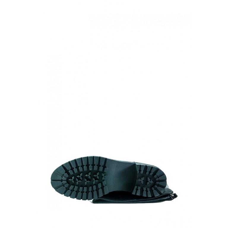 Сапоги зимние женские Lonza СФ BH2063-19R-D11 черные