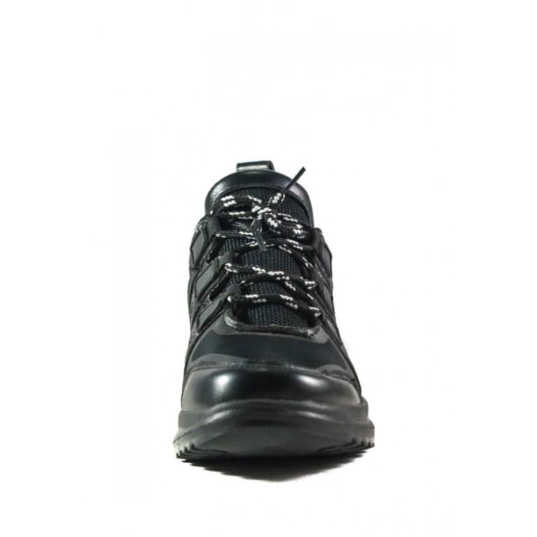 Кроссовки женские Sopra CZ-3 черные