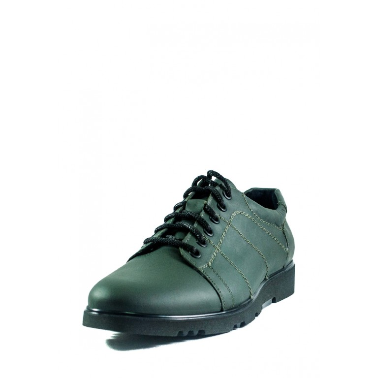 Кроссовки мужские MIDA 110760-414 темно-зеленые