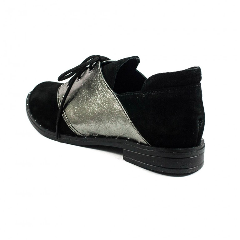 Туфли женские AmeLi AL102 черные