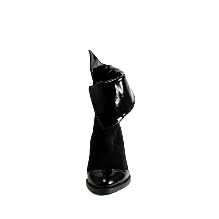 Сапоги женские CRISMA СR2184 черные