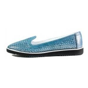 Балетки женские летние Camelfo 58 синие