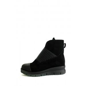 Ботинки демисезон женские CRISMA CR2904 черные