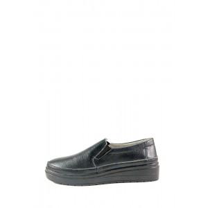 Слипоны женские Allshoes 8360-1 черные
