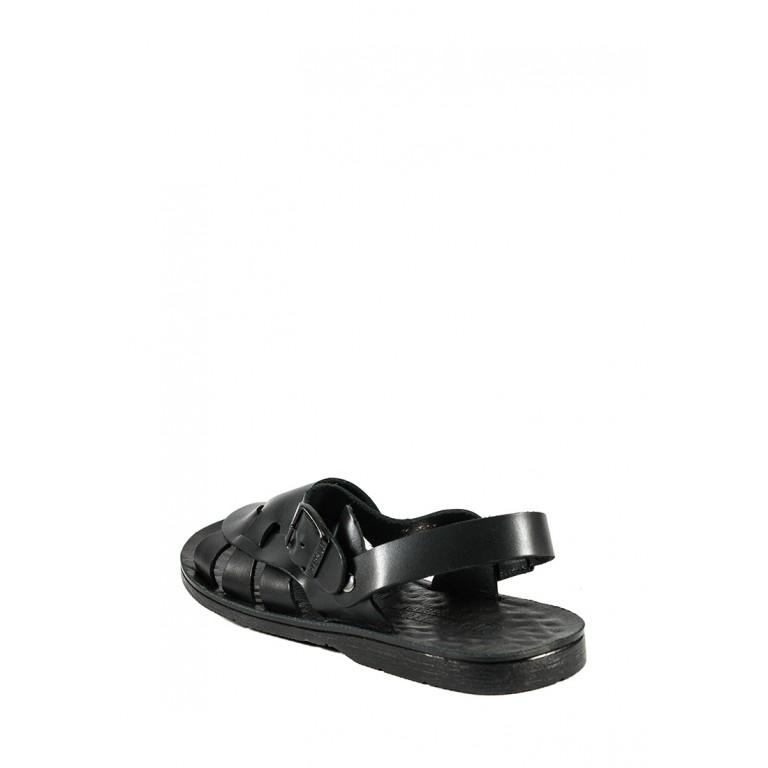 Сандалии мужские TiBet 323-03-01 черные