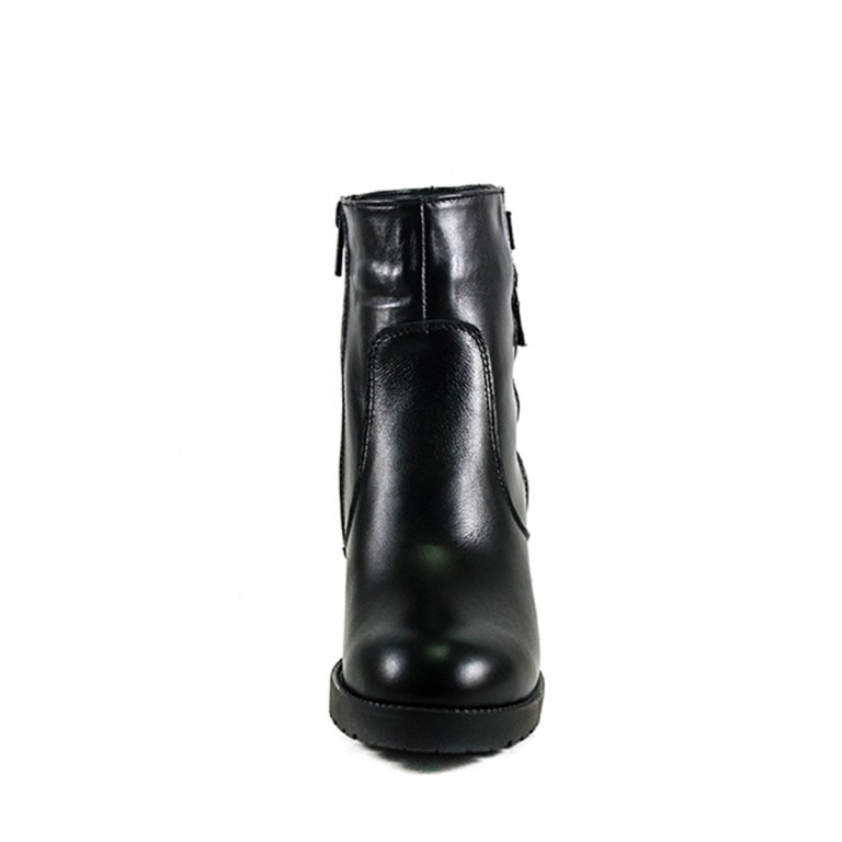 Ботинки зимние женские SND SDAZ 621 черные