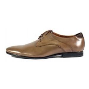 [:ru]Туфли мужские MIDA 110378-567 кофе кожа[:uk]Туфлі чоловічі MIDA кавовий 16322[:]