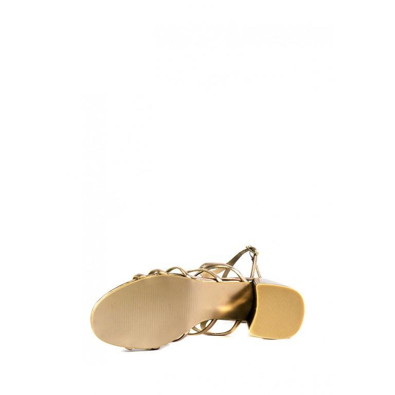 Босоножки женские летние Sopra 8659A-60 золотые
