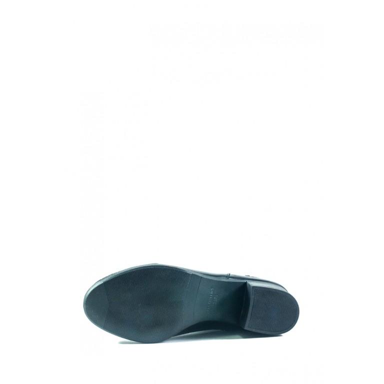 Ботинки демисезон женские Sana 3053 черные