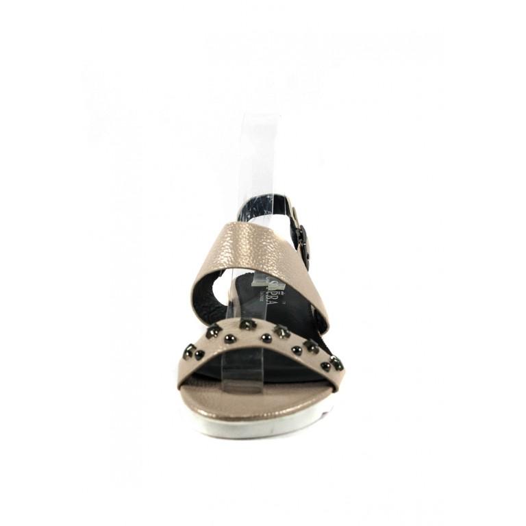 Сандалии женские Sopra СФ DL7076-11-2 бежевые