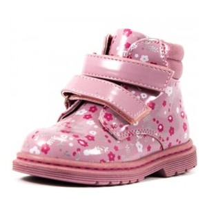 Ботинки детские Сказка R223135017 розовые