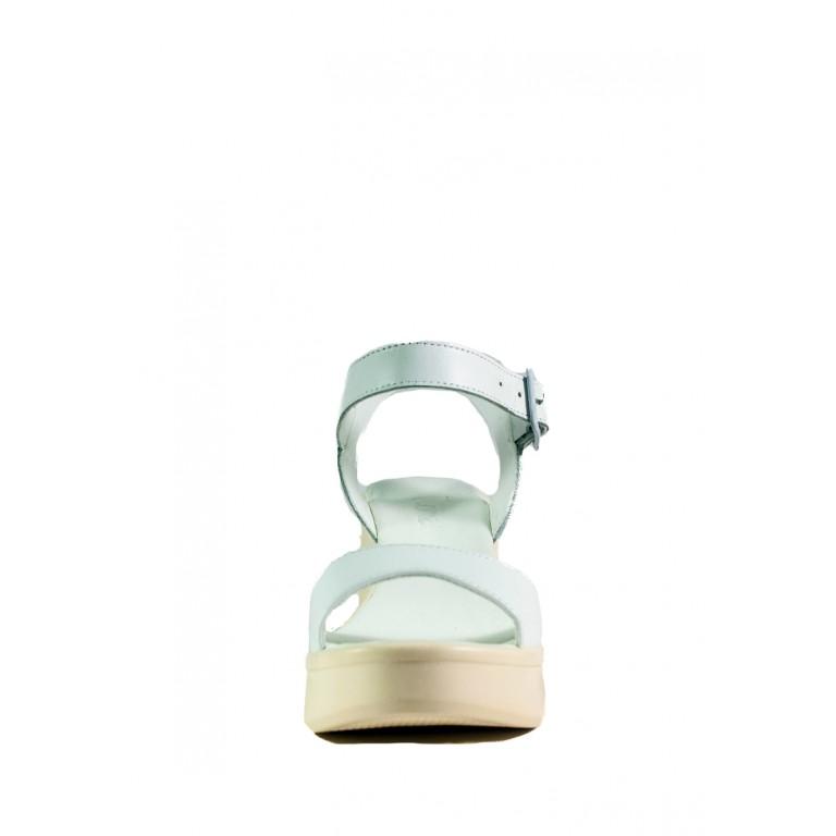 Босоножки женские Lonza СФ 340 белые