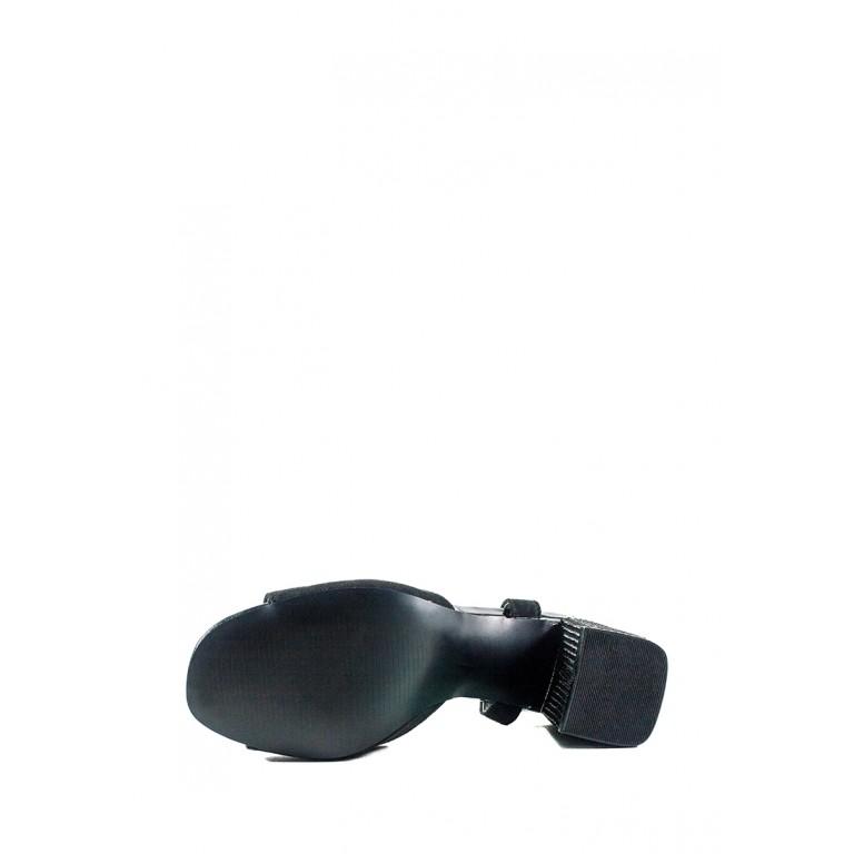 Босоножки женские летние Sopra СФ 8744W-5 черные