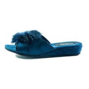 Тапочки комнатные женские Inblu АР-1S синие